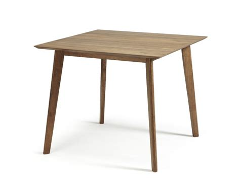 Small Walnut Dining Table Serene Westminster Small Size Walnut Dining Table By Serene Furnishings