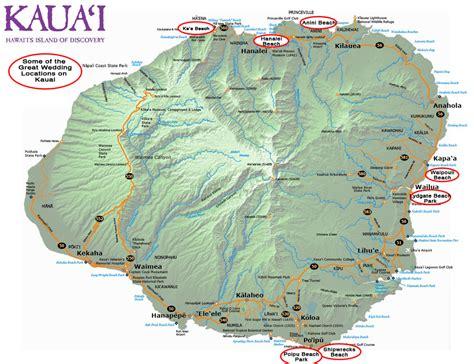 Budget Wedding Kauai by Kauai Wedding Locations Kauai Wedding Locations