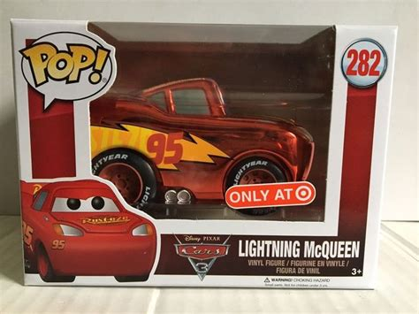 Funko Pop Disney Cars 3 Lightning Mcqueen 666 best images about funko pop dorbz rock and