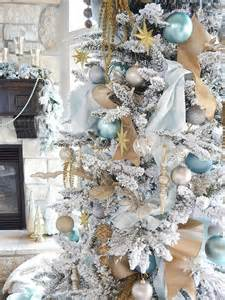 tree decorations gold and white 33 chic white tree decor ideas digsdigs