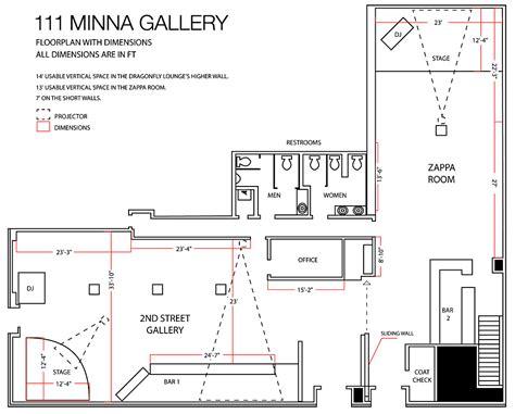 art gallery floor plan plans of art galleries