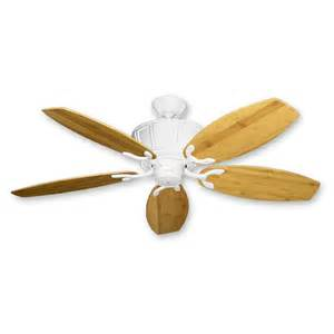 52 quot bamboo ceiling fan centurion by gulf coast