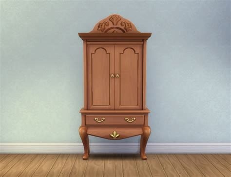 princess armoire mod the sims sea princess armoire