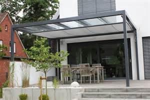 wintergarten auf garagendach terrassen 220 berdachung flachdach mit glas