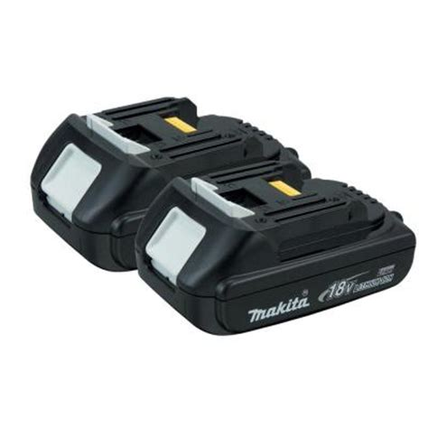 makita 18 volt compact lithium ion rechargeable battery 2
