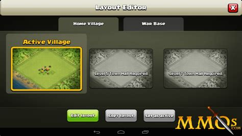 layout editor coc layout editor clash of clans