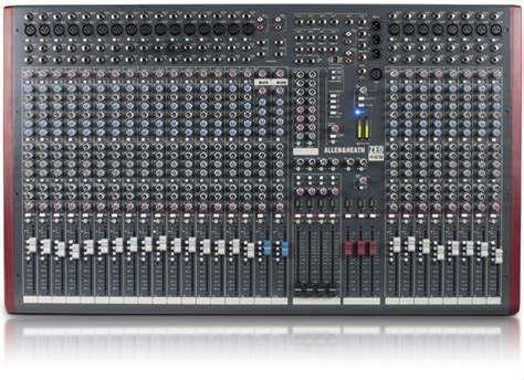 Allen Heath Mixer Live Pa28 zed 428 allen heath
