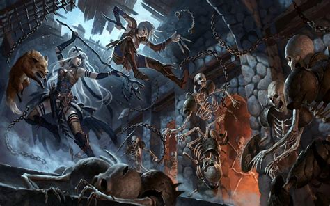 dungeons dragons where shadows fall dungeons and dragons wallpapers wallpaper cave