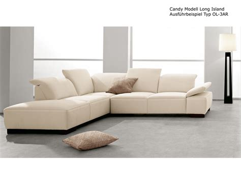 3 sitzer sofa mit ottomane ecksofa island sofa 3 sitzer ottomane