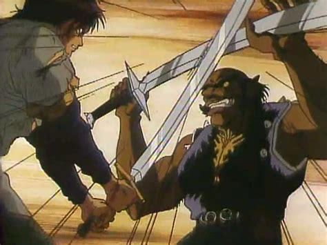 anime war sub indo record of the lodoss war episode 2 of 13 or
