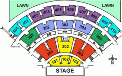 molson hitheatre section 301 budweiser stage seating chart budweiser stage
