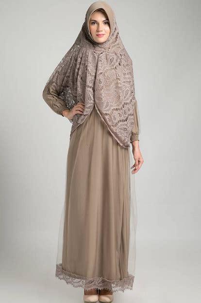 Gamis Wanita Karir 31 koleksi baju muslim modern bentuk dress untuk wanita karir