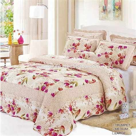 new product duvet cover with zipper cheap bedding set bed