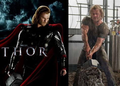 Thor Film Photos | thor teaser trailer