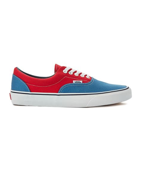 Jual Vans Era Two Tone vans era plimsolls in two tone in blue for lyst