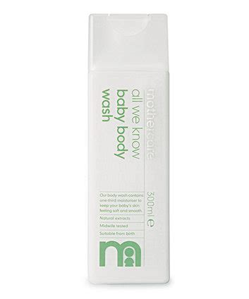 L4476 Mothercare Baby Top To Toe Wash 500ml Kode V4476 baby toiletries toothbrushes accessories from mothercare