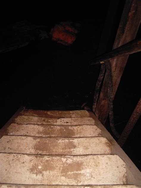 stairs to the creepy basement by naplegray on deviantart