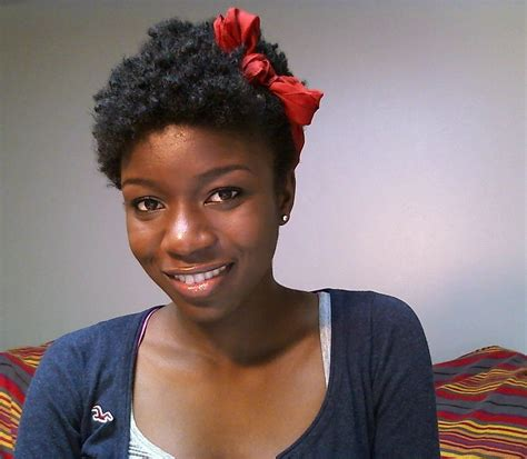 easy twa hairstyles simple hairstyles for your twa using just a headband youtube