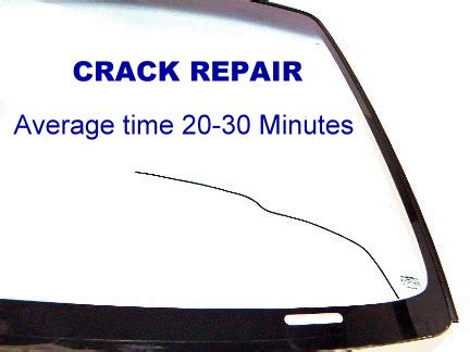 how to repair glass cracks long crack repair tool set windshield repair