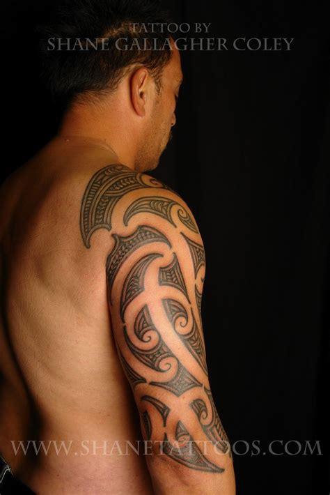 ta moko koru maori sleeve ta moko ta
