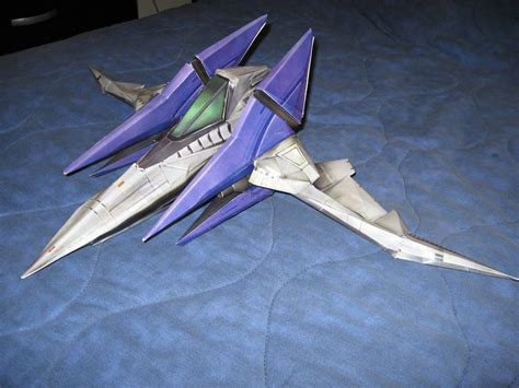 Arwing Papercraft - arwing fox ssbb by markonsio on deviantart