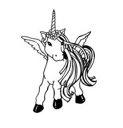 free printable unicorn coloring pages kids