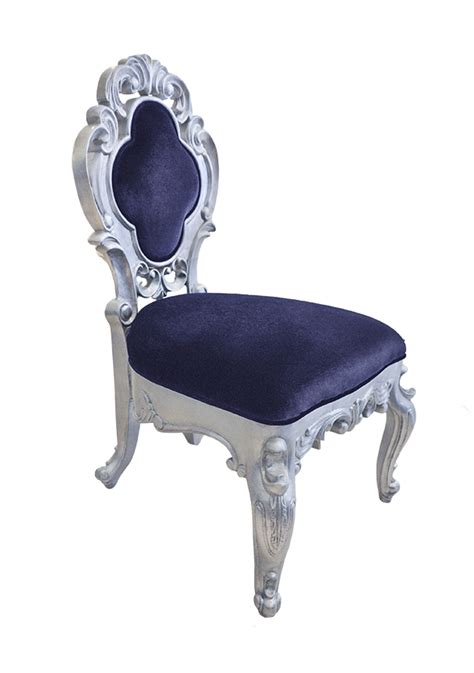 Modern Velvet Chair by Colette Luxury Modern Velvet Chair