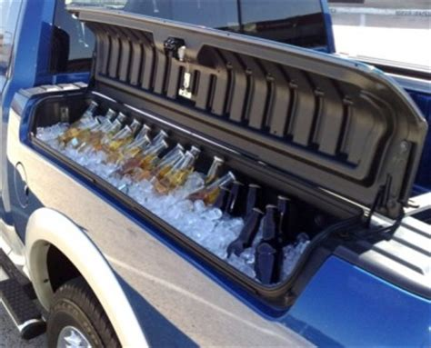 truck bed cooler 6 best trucks for tailgating carponents