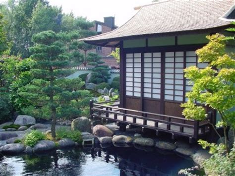japanischer garten teehaus