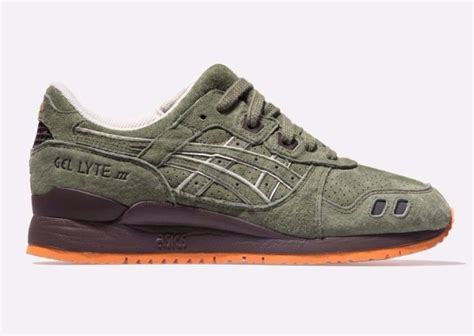 Asics Gel Lyte Iii Mossad X Ronnie Fieg mossad shop collectibles daily