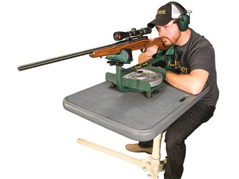 lead sled shooting bench caldwell lead sled plus rifle shooting rest