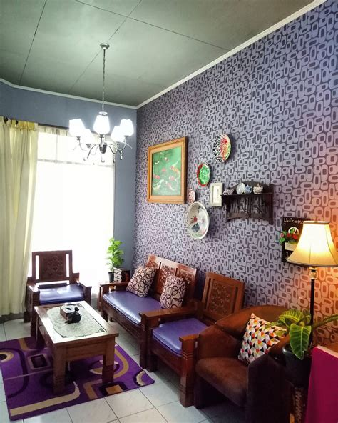 wallpaper dinding nuansa islami 12 ide dan cara menata ruang tamu minimalis makin cantik