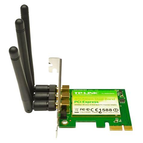 Diskon Tplink Tl Wdn4800 tp link tl wdn4800 wireless n 450mbps dual band pci express tl wdn4800 misco ie