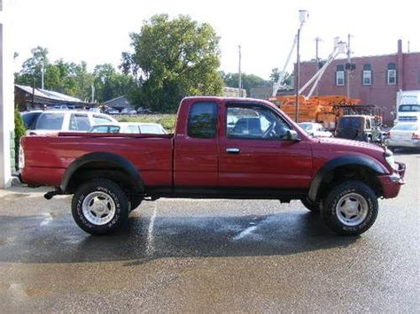 1998 Toyota Tacoma Mpg Find Used 1998 Toyota Tacoma Dlx Extended Cab 2