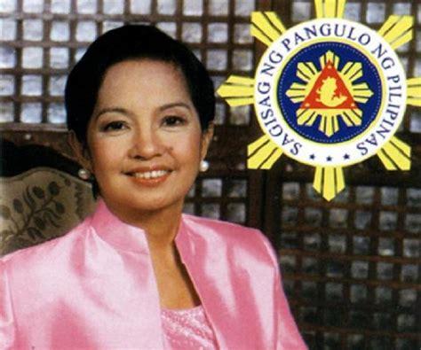 What Is Biography In Filipino   gloria macapagal arroyo biography facts childhood