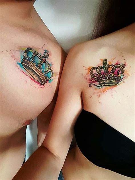 tatuajes en pareja tatuajes de coronas decoracion de