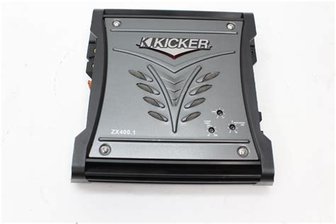 Kicker Zx400 1 kicker zx400 1 car property room