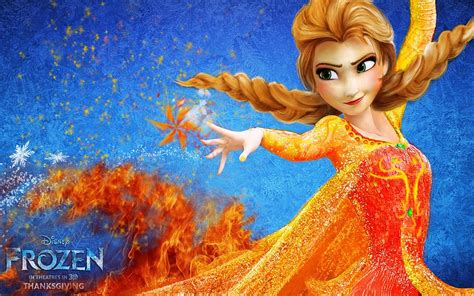 frozen new wallpaper wallpaper frozen elsa movie ice fire hd widescreen