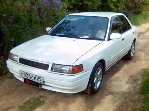 1990 mazda familia pictures 1500cc gasoline ff automatic for sale
