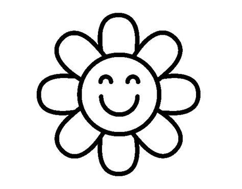 dibujos infantiles para colorear de flores dibujos infantiles flores para colorear e imprimir