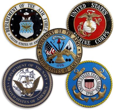 military branch logos branches of the military clipart 65