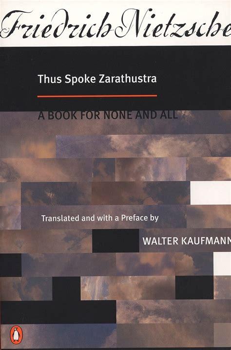 thus spoke zarathustra thus spoke zarathustra penguin books australia