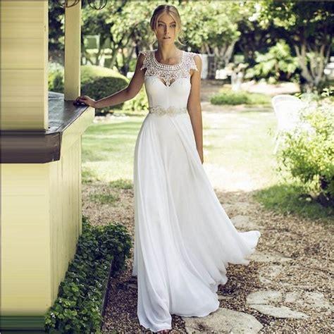 Simple Vintage Wedding Dresses by Simple Vintage Lace Wedding Dress Www Pixshark