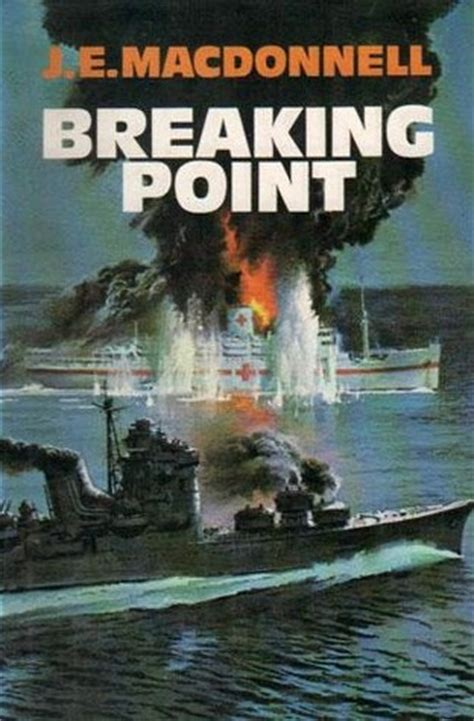 breaking point novels books breaking point by j e macdonnell