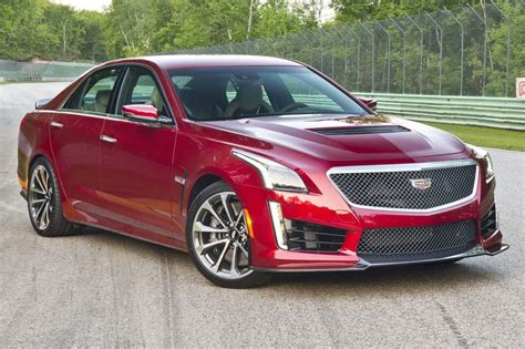 2018 cadillac cts v release date and redesign 2018