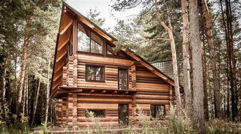 wooden house canada  design   house  country