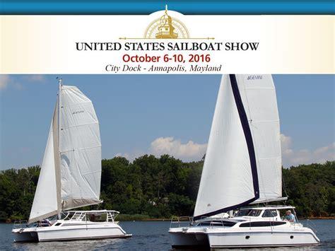 the catamaran company annapolis united states sailboat show the catamaran company