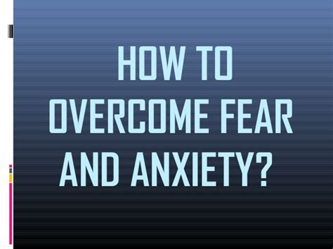 how to overcome anxiety and find peace 30 days to equip for s storms books oct 30 2016 sunday messages overcoming fear and anxiety