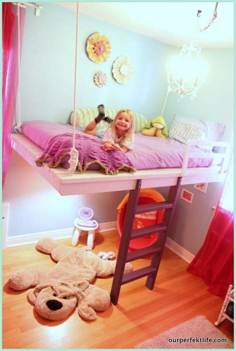 hanging bed diy how to build a hanging bed woodworking projects plans