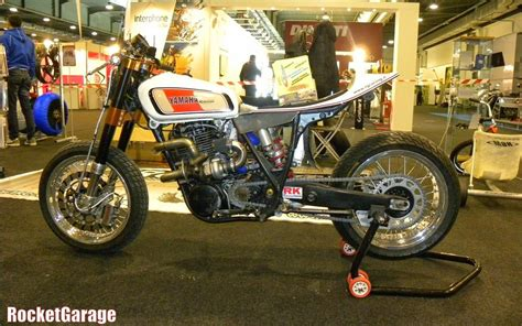 Yamaha Motorrad Turbo by Custom Yamaha Xt500 Turbo Yamaha Xt500 Custom Bikes